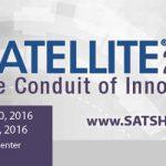SATELLITE 2016 Logo