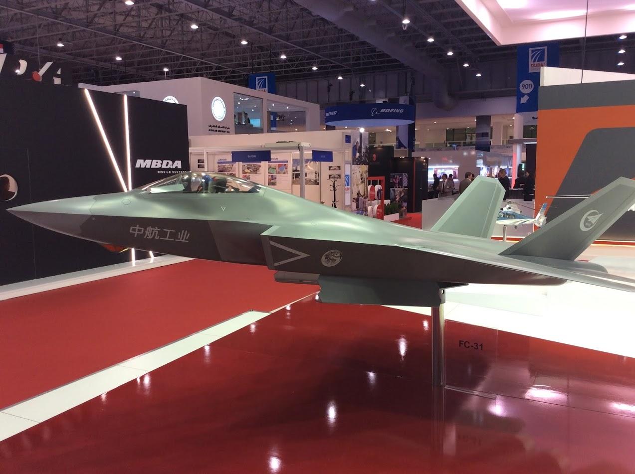 Chinese FC-31