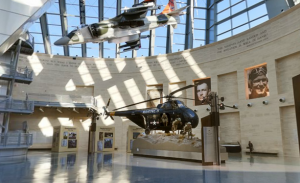 The Leatherneck Gallery of the USMC Museum, © usmcmuseum.com