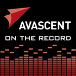 Avascent On The Record Logo