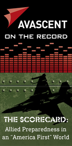 Avascent On The Record & The Scorecard logo