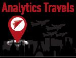Analytics Travel icon