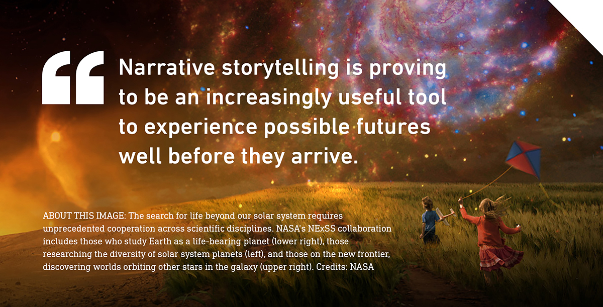 Pull Quote graphic 1. Credit: NASA