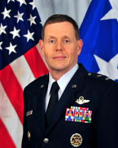 Major General Bob Wheeler